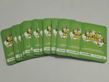 Woolworths Green Aussie Animal Cards, 4 Cards For $1.00