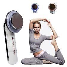 Photon 6in1 Ultrasonic Ultrasound Skin Care Face Body Slimming Massager B0214