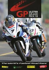 Ulster Grand Prix 2012 - Official review (New DVD) World's fastest road race GP