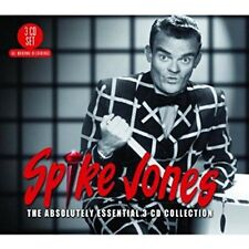 Spike Jones - The Absolutely Essential 3CD Collection