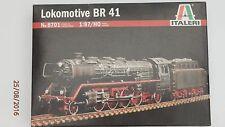 Italeri, 1:87/ HO scale, B R 41 - German Steam Locomotive, Plastic Model Kit
