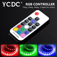 IR INFRARED REMOTE CONTROL WIRELESS CONTROLLER RGB 3528 5050 LED STRIP LIGHT 52