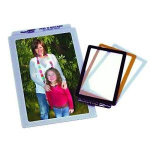 Storus Smart Photo Card-Transparent Photo Protectors