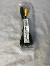 """Bose Lifestyle AV18, AV28, AV35, AV48 """"Genuine Bose"""" Component Video Adaptor *"""