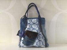 Big Denim Shopper VanStoel#189 BLUE