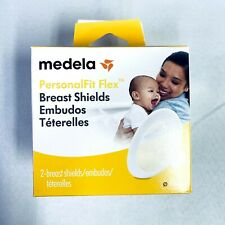 Medela PersonalFit Flex Breast Shields, 2 Pack of Small 21mm Breast Pump Flanges