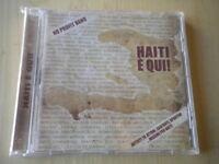 No Profit Band Haiti è qui CD NUOVO De Marinis Roncato Zilli Merola Vernice