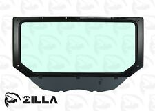 Glass Windshield for Can Am Maverick X3 with Windshield Wiper