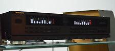 Technics SH-GE70 Ecualizador gráfico de espectro + Manual + cable de alimentación