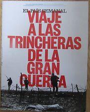 Century of World War 1 - EL PAIS Semanal magazine – 23 February 2014