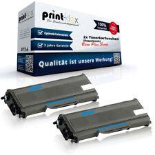 2x Printer kompatible Toner für Brother HL-5350 HL-5350-DN TN 3 Büro Plus Serie