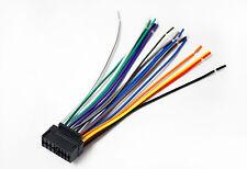 Sony Wire Harness 1-834-204-21 XAV62BT XAV70BT XNV660BT XNV770BT 183420421