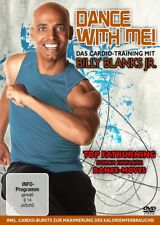 Dance with me! Cardio-Training mit Billy Blanks jr.
