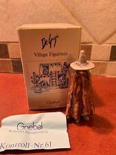 Goebel Degrazia Village Standing Tall Figurine #8566 De Grazia Signed