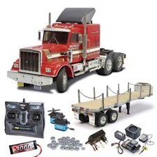 Tamiya Truck King Hauler komplett mit MFC-01, Flachbett,Kugellager #56301SET3