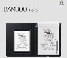 Wacom Bamboo Folio CDS-810G Smart Note Pad Bluetooth 810g 14.3in 1024 A4 Paper