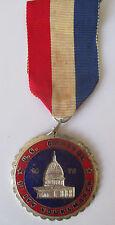 Us Capitol 1979 Washington Dc 1St Ivv Volksmarch Volksmarsch Medal
