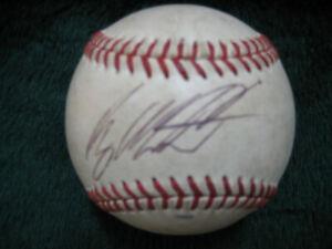 Autographed Rawlings Baseball - Ryan Mountcastle, Baltimore Orioles