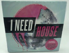 I Need House - New & Sealed 3 CD Disc Set - Various Artists