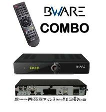 BWARE COMBO DECODER SATELLITARE DIGITALE TERRESTRE DIGIQUEST FULLHD hd TIVU-SAT