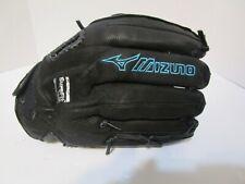 """Mizuno Supreme 12.5"""" GSP 1251F1DBK Left Hand Throw Softball Glove - EXCELLENT"""