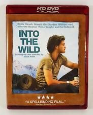 Into the Wild (HD DVD, 2008) Sean Penn