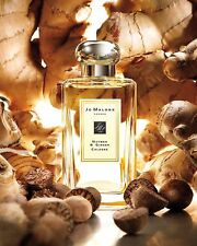 JO MALONE NUTMEG & GINGER -100% GENUINE Eau De Parfum - Unisex 5ml Spray