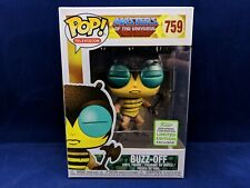 BUZZ-OFF 759 Masters Of The Universe Funko Pop Exclusive Vinyl Spring Convention