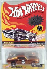 Hot Wheels 1/64 Red Line Collectors Club Online Exclusive Custom Mustang