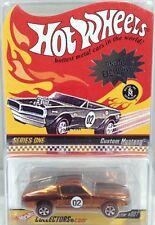 Hot Wheels 1/64 Red Line Collectors Club Online Exclusive Custom Mustang