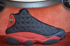 NDS Nike Air Jordan Retro 13 XIII Bred 2013 Size 13 414571 010 OG ALL