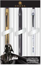Fare clic su croce Star Wars 3 Penna Multi Pack-DART VADER, 3cpo, r2 d2