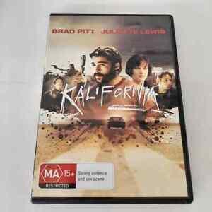 Kalifornia (DVD, 2010) Brad Pitt, Juliette Lewis R4