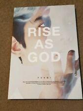 TVXQ - Rise As God - White/Changmin Version