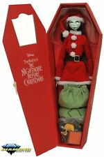 Diamond Select Toys A Nightmare Before Christmas Santa Sally Coffin Doll New