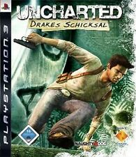 PLAYSTATION 3 UNCHARTED Drakes destino pieno COVER guterzust output.