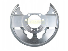 SAAB 93 9-3 95 9-5 FRONT BRAKE DISC DUST SHIELD BRAND NEW GENUINE SUFFOLK RARE