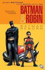 Batman Reborn Vol. 1 by Grant Morrison (2011, Paperback)