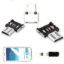 1Pcs Mini USB Flash Disk U Disk OTG Converters Adapters For HTC Samsung HuY _ws
