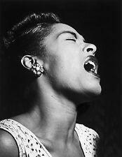 Billie Holiday Jazz Vocalists   Poster MUSIC 18X24