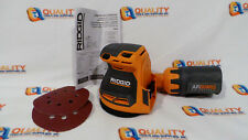 "New Ridgid R8606 Cordless 18V Li-Ion 5"" Random Orbit Sander - Bare Tool"
