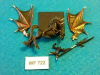 Warhammer Fantasy - Dark Elves - Morathi on Black Pegasus Inc. - Metal WF722