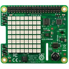 New Official Raspberry Pi Sense HAT - For the Raspberry Pi 3 Expanding Board