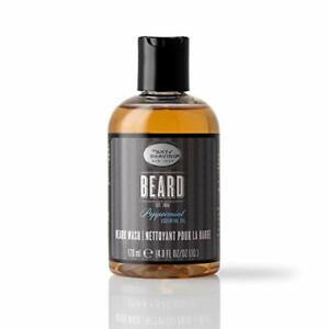 The Art of Shaving Beard Wash, Peppermint, 4 Ounce