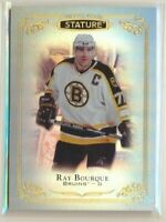 2019-20 Upper Deck Stature 89 Ray Bourque Boston Bruins