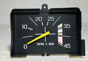 80-86 Ford Truck Tachometer Diesel Tach F250 F350 Pickup 1980-1986 RPM Gauge