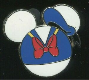 Mickey Mouse Icon Mystery Pouch Donald Duck Disney Pin 86547