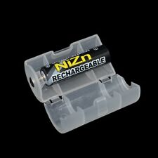 (Lot of 10) ReZap 1 AA to D Sized Battery Converter