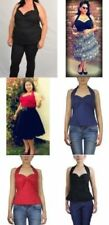 Rockabilly Plus Size Tops & Blouses for Women