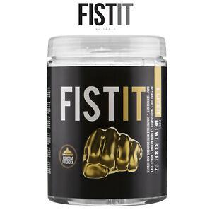 Shots Fist It Lubricant 1000ml Water Based Lubrificante Base d'Acqua Latex Safe